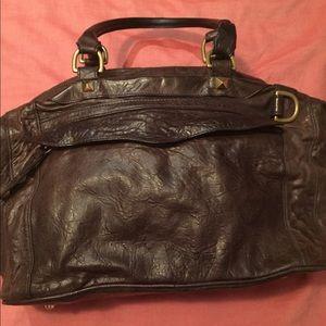 Rebecca Minkoff studded MAB satchel